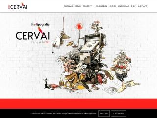 screenshot cervai.it