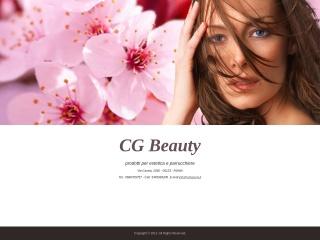 screenshot cgbeauty.it