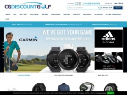 CG Discount Golf