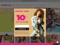 Charlotte Russe Coupon Codes & Discounts