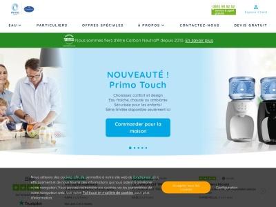 Chateaud'eau : fournisseur de fontaine à eau
