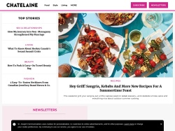 http://www.chatelaine.com coupon and discount codes