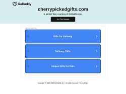 Cherrypickedgifts coupon codes October 2018