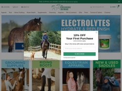 Cheshirehorse coupon codes August 2018
