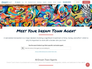 Screenshot for chicagoagentfinder.com