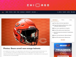 The Official Website of the Chicago Bears