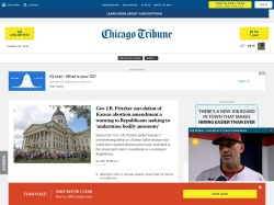Chicago Breaking Sports News - Chicago Tribune