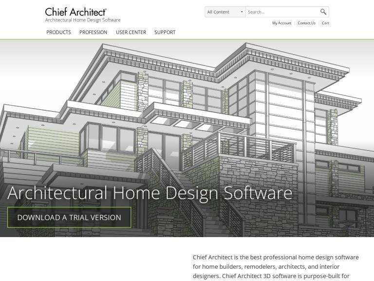 Chief Architect Coupon Codes screenshot