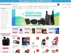 Chinavasion Wholesale Electronics and Gadgets coupon codes