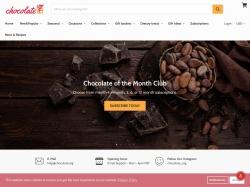 Chocolate.org screenshot