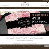 Up to %40 off selected items at Chocolate Trading Company