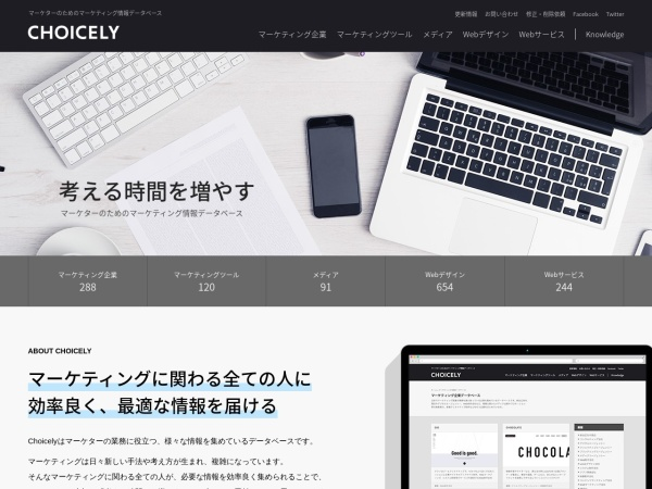 Choicely - Inspiration Gallery