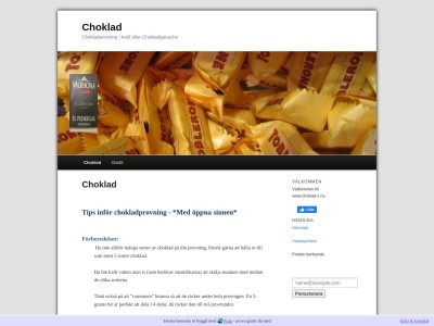 www.choklad.n.nu