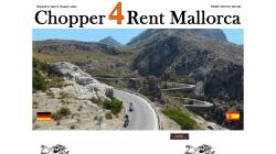 www.chopper4rent-mallorca.com Vorschau, Choppers4Rent Mallorca