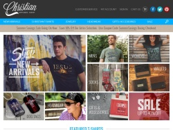 Christian Apparel Shop