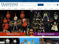 Traditions Year-Round Holiday Store Fast Coupon & Promo Codes