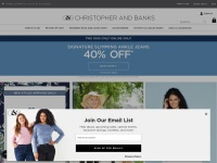 Christopher & Banks Coupon Codes & Discounts