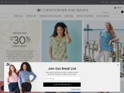 Christopher & Banks Coupon for 2018