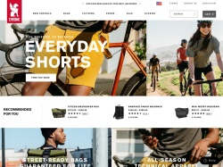 Chrome Industries screenshot