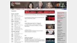 www.cinema-muenster.de Vorschau, Cinema & Kurbelkiste + Die Linse