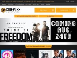 Cineplex Promo Codes 2018