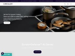 Circulon.com screenshot