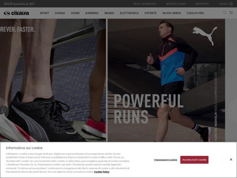 Codice sconto SportMonAmour screenshot