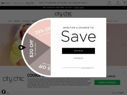 City Chic Online screenshot