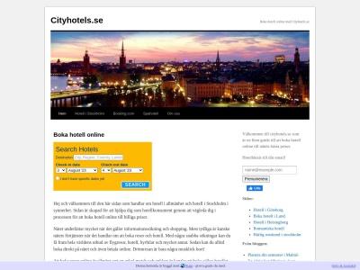 www.cityhotels.se