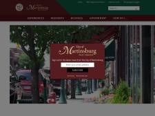 http://www.cityofmartinsburg.org