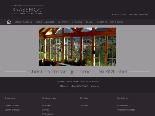 Screenshot der Website ck-i.at
