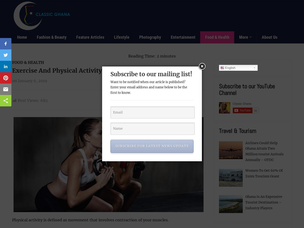 Exercise And Physical Activity: What's The Difference?
