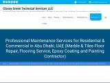 Building Maintenance Company Abu Dhabi