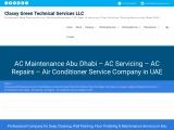 AC Service Company in Abu Dhabi
