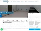 Modular Cleanrooms Chennai – Clean Air India
