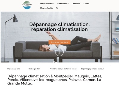 iCLIMeco: Installation de climatisation