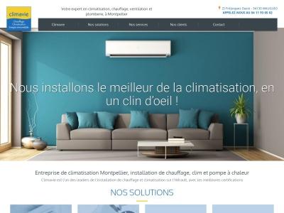 Climavie - Systèmes de climatisation