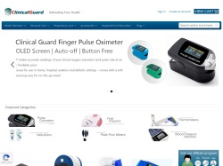 Clinical Guard coupon codes December 2017