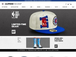 Clippers Store
