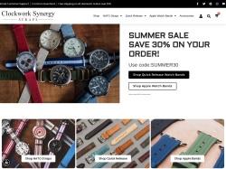 Clockwork Synergy Straps