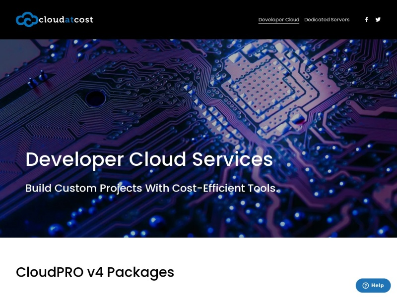 Cloud At Cost | 支払いは一度だけでずっと?使える超ウルトラ激安クラウドサーバー
