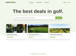 Clubhousegolf coupon codes August 2019