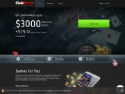 Club World Casino No deposit Coupon Bonus Code