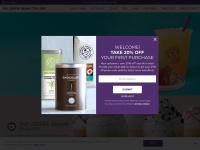 Coffee Bean Fast Coupon & Promo Codes