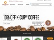 online Coupons for Coffee For Less Website