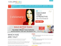 The Color Code Coupon Codes & Discounts