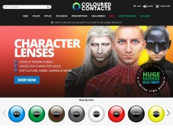 Colouredcontacts coupon codes February 2019