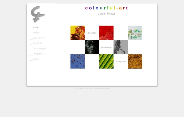 Vorschau von www.colourful-art.de, Flinker, Carolin