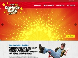 The Comedy Barn Theater coupon codes December 2018