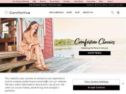 Comfortiva Promo Codes 2018